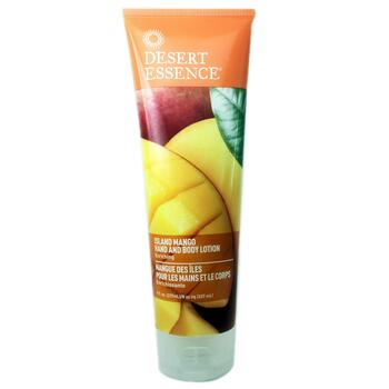 Купить Desert Essence Hand and Body Lotion Island Mango 237 ml
