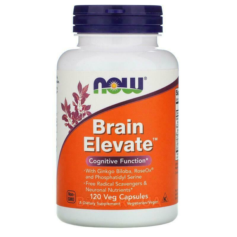 препарат для улучшения работы мозга 120 капсул фото товара