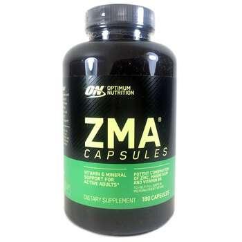 Купить Optimum Nutrition ZMA 180 Capsules