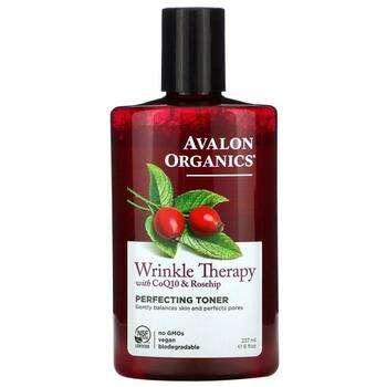 Купить Wrinkle Therapy With CoQ10 Rosehip Perfecting Toner 237 ml