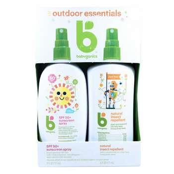 Купить Sunscreen Spray & Natural Insect Repellent 177 ml ( Набір сонц...