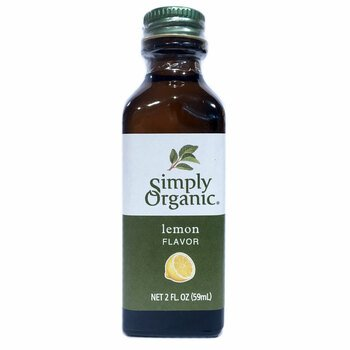 Купить Simply Organic Lemon Flavor 59 ml