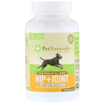 Купить Pet Naturals of Vermont Hip + Joint For Dogs of All Sizes 90 C...