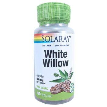 Купить White Willow 400 mg 100 VegCaps