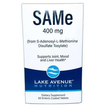Купить SAM-e 400 mg 60 Tablets ( SAM-e 400 мг 60 таблеток)