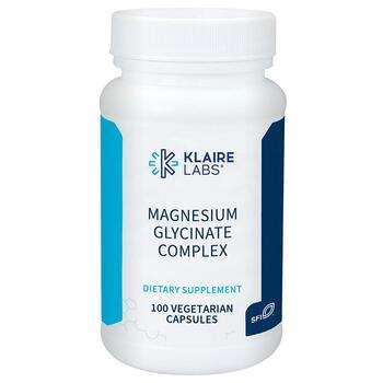 Купить Magnesium Glycinate Complex 100 mg 100 Capsules