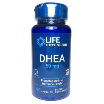 Купить DHEA 50 mg 60 Capsules ( DHEA 50 мг 60 капсул)