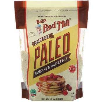 Купить Grain Free Paleo Pancake Waffle Mix 368 g