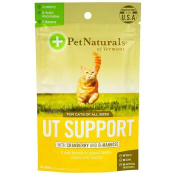 Купить Pet Naturals of Vermont UT Support with Cranberry and D-Mannos...