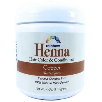 Купить Henna 100 Botanical Hair Color and Conditioner Persian Copper ...