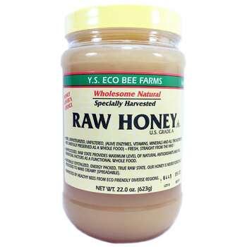 Купить Raw Honey U.S. Grade A 623 g