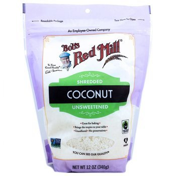 Купить Shredded Coconut Unsweetened 340 g