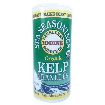 Купить Maine Coast Sea Vegetables Organic Sea Seasonings Kelp Granule...