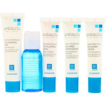 Купить Get Started Clarifying Skin Care Essentials 5 Piece Kit (Андал...