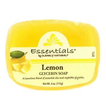 Купить Essentials Pure & Natural Glycerine Soap Lemon 113