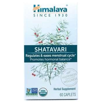 Купить Himalaya Herbal Healthcare Shatavari Female Tonic 60 Caplets
