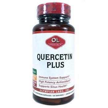 Купить Quercetin Plus 60 Veggie Caps  ( Кверцетин Плюс 60 вегетаріанс...