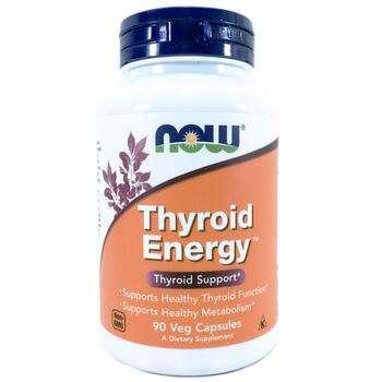 Купить Thyroid Energy 90 Veg Capsules ( Тироїд Енерджі 90 капсул)
