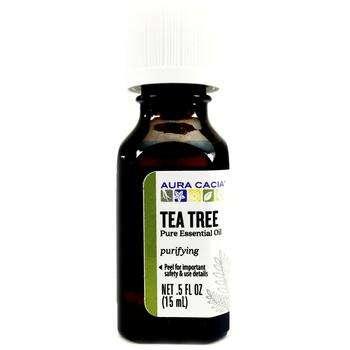 Купить 100% Pure Essential Oil Tea Tree 15 ml (Аура Касія ефірне масл...