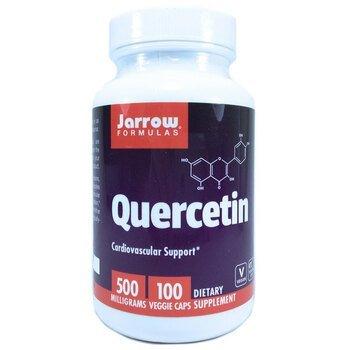 Купить Quercetin 500 mg 100 Capsules ( Кверцетин 500 мг 100 капсул)