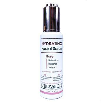 Купить Hydrating Facial Serum Rose 47 ml (Увлажняющая сыворотка для л...