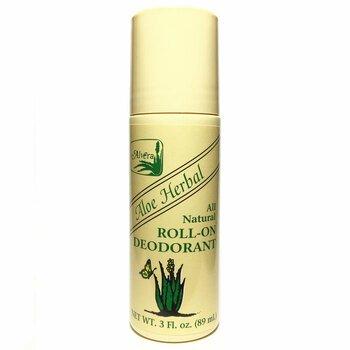 Купить Aloe Herbal All Natural Roll On Deodorant (Алвер Алое трав'яни...