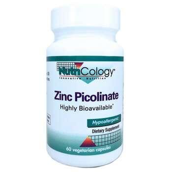 Купить Nutricology Zinc Picolinate 60 Veggie Caps