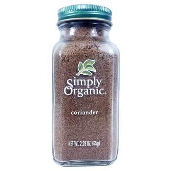 Купить Simply Organic Coriander 65 g