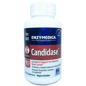 Купить Candidase 84 Capsules ( Кандідаза підтримка здорової флори киш...