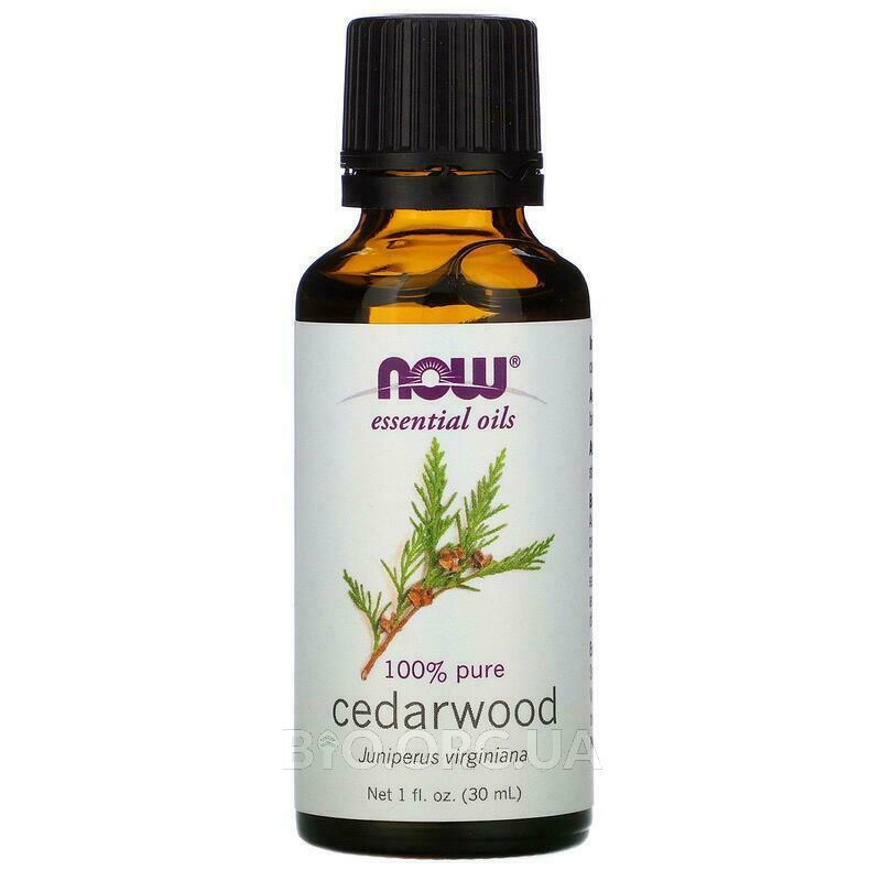 Essential Oils Cedarwood 30 ml фото товара