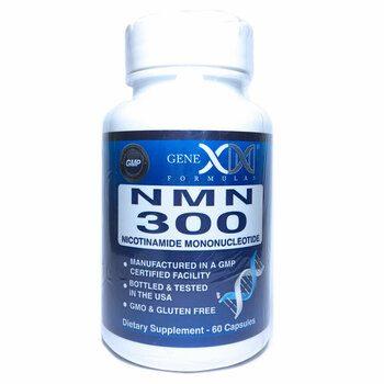 Купить Genex Formulas NMN Nicotinamide Mononucleotide 300 mg 60 Capsules