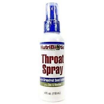 Купить NutriBiotic Throat Spray 118 ml
