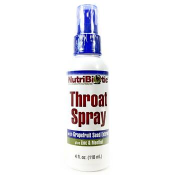 Купить Throat Spray 118 ml (НутріБіотік спрей для горла C екстрактом ...