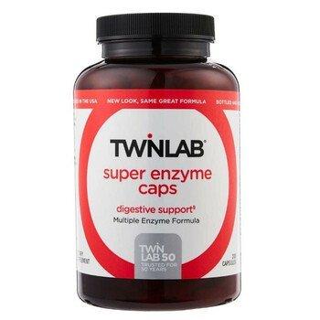Купить Twinlab Super Enzyme Caps 200 Capsules