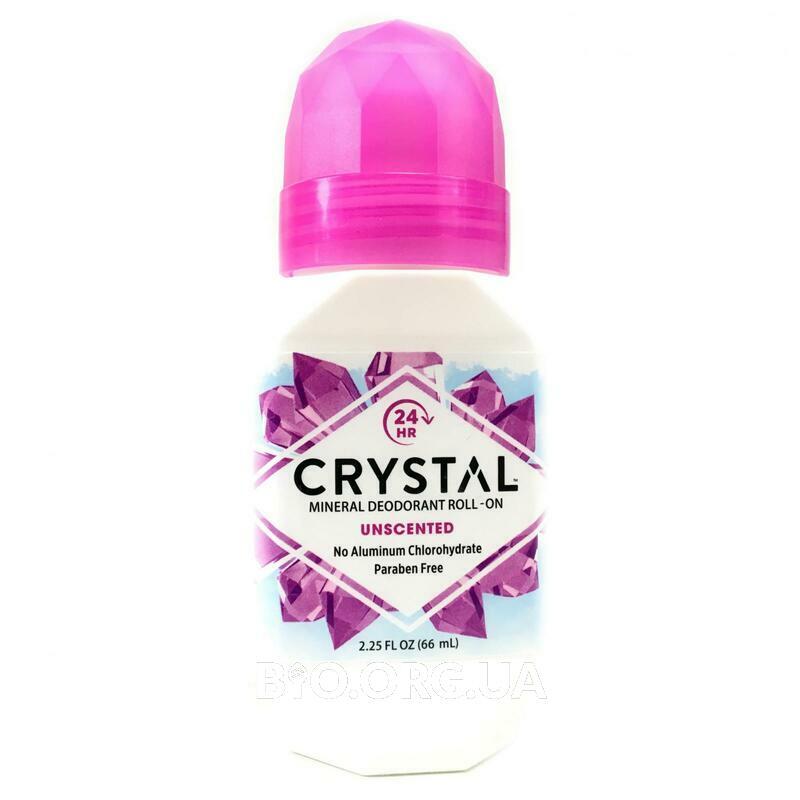 Crystal Body Дезодорант Минеральный Дезодорант Шариковый без з... фото товара