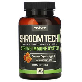 Купить Onnit Shroom Tech Immune 90 Capsules