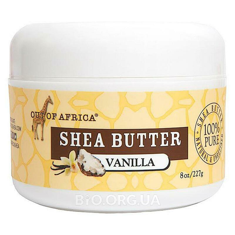 Out of Africa Shea Butter Vanilla 227 g