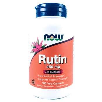 Купить Rutin 450 mg 100 Veggie Caps