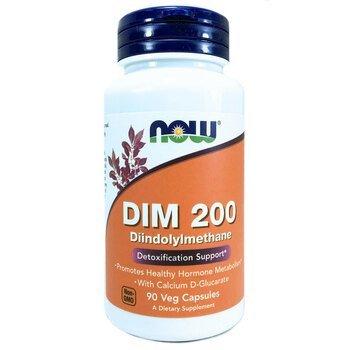 Купить DIM 200 mg 90 Veg Capsules ( Дііндолілметан 200 мг 90 капсул)
