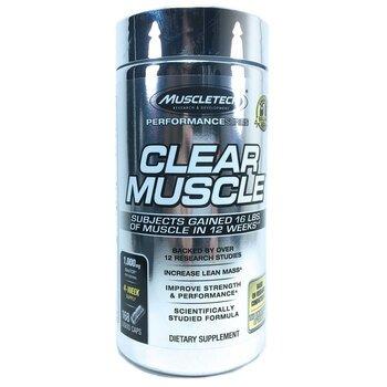 Купить Muscletech Clear Muscle 168 Liquid Caps