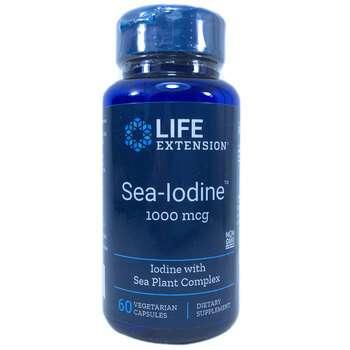 Купить Life Extension Sea-Iodine 1000 mcg 60 Veggie Caps
