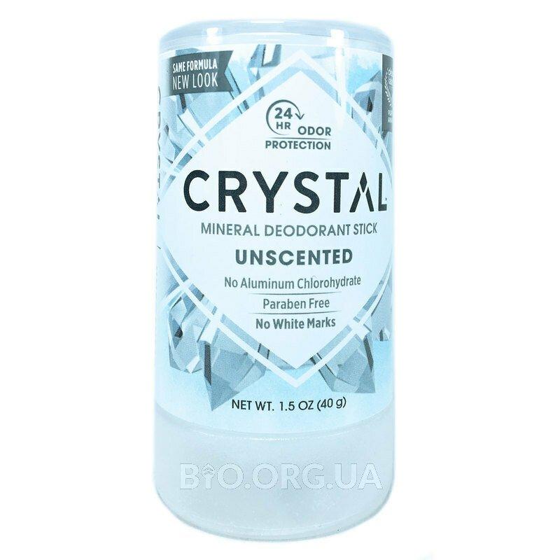 Кристалл дезодорант для тела дорожный стик 40 г фото товара