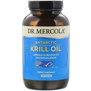 Купить Antarctic Krill Oil 1000 mg 180 Capsules
