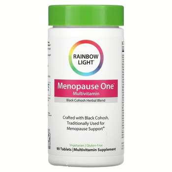 Купить Rainbow Light Menopause One Food Based Multivitamin 90 Tablets