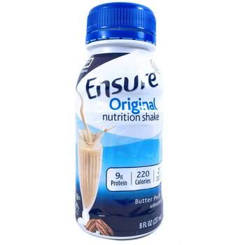 Купить Ensure Original Butter Pecan Nutrition Shake Pecan 237 ml ( En...