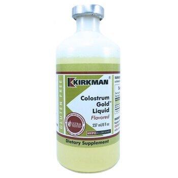 Купить Kirkman Colostrum Gold Liquid Flavored 237 ml