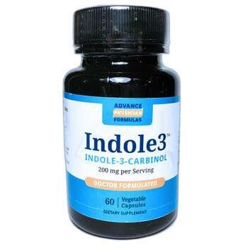 Купить Advance Physician Formulas Inc. Indole 3 Carbinol 200 mg 60 Ca...