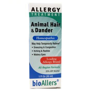 Купить bioAllers Allergy Treatment Animal Hair & Dander 30 ml