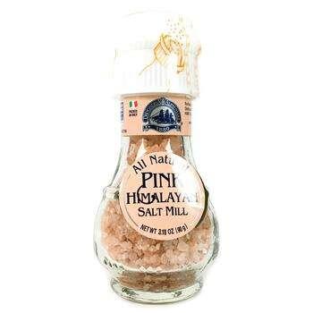 Купить Drogheria & Alimentari All Natural Pink Himalayan Salt Mill 90 g