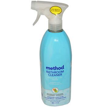 Купить Bathroom Cleaner Naturally Derived Tub plus Tile Cleaner Eucal...